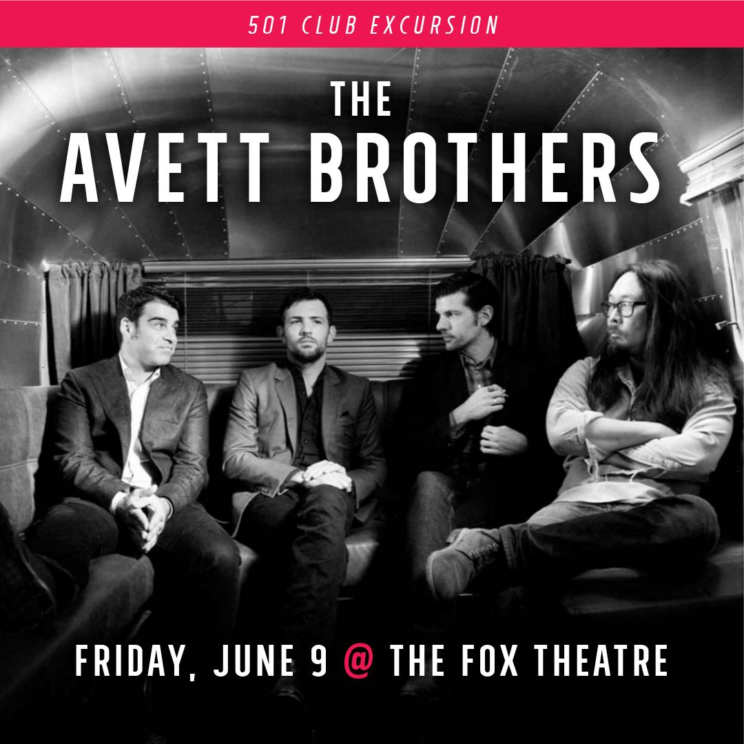 501 Excursion - Avett Brothers