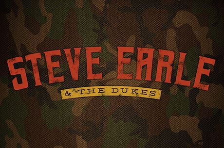 Steve Earle Website Slide