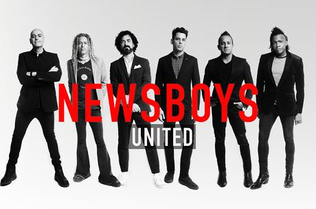 Newsboys Website Slide