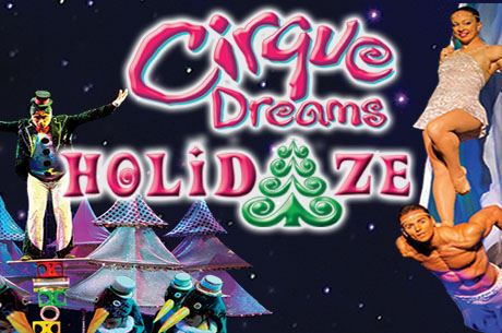 UPDATED Cirque Dreams Website Slide