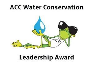 Water Conservation Award Logo